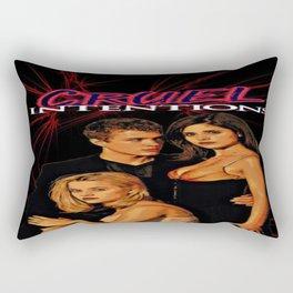 Intentions Of The Cruel Rectangular Pillow