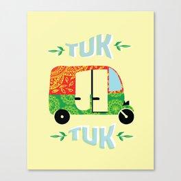 Tuk tuk #society6 Canvas Print