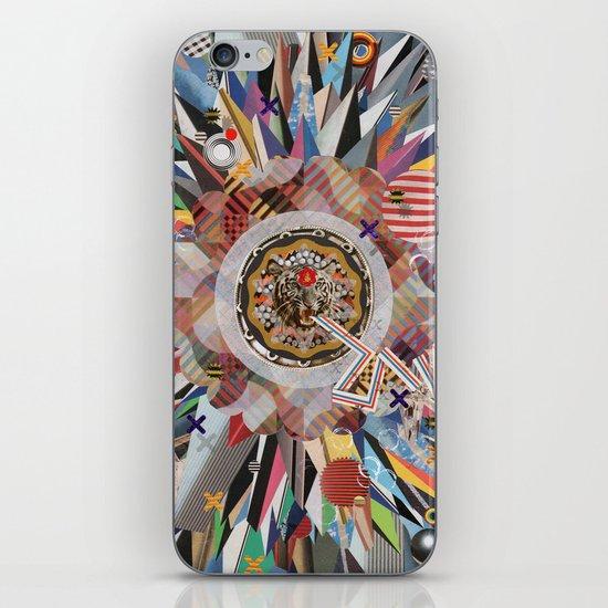 blanco iPhone & iPod Skin