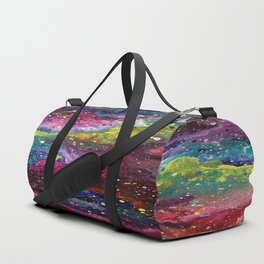 Galaxy Milkyway Duffle Bag