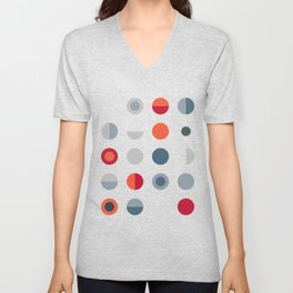 Bot Dot Unisex V-Neck