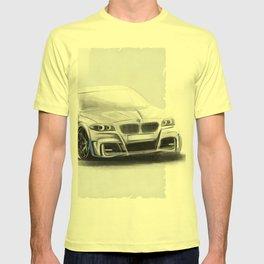 Bavarian car M5 F10 Artrace body-kit T-shirt