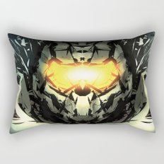 The Master Chief Rectangular Pillow