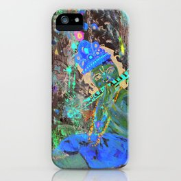 Holi Baby Krishna  iPhone Case