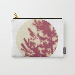 Pine Grove Sunset Carry-All Pouch