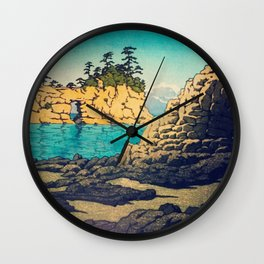 Before the Waters in Eni Wall Clock