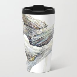 Oak Tree Metal Travel Mug