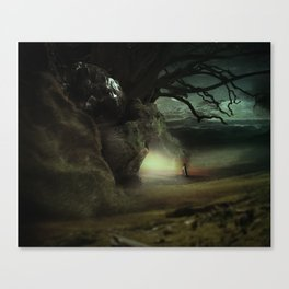 Hope in Darkest Places Canvas Print