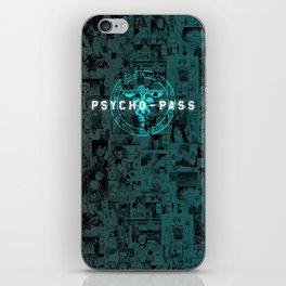 Psycho Pass iPhone Skin