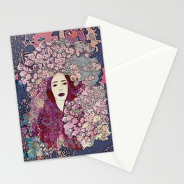 Nocturnal Glow Stationery Cards