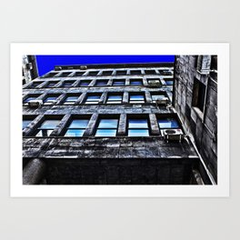 European Architecture Art Print