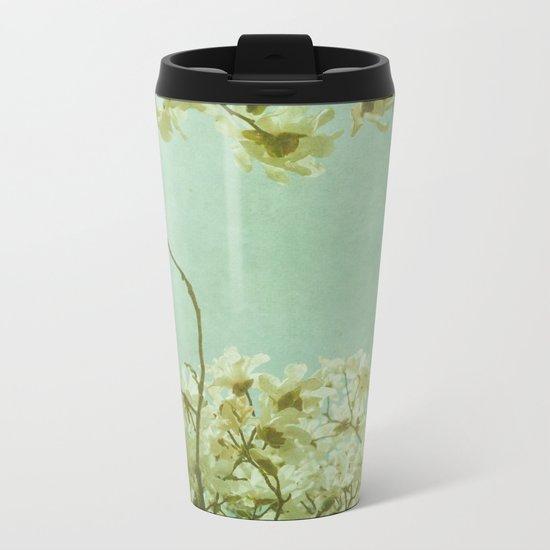 Uplifting Metal Travel Mug