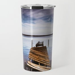 Pier Overlook Travel Mug