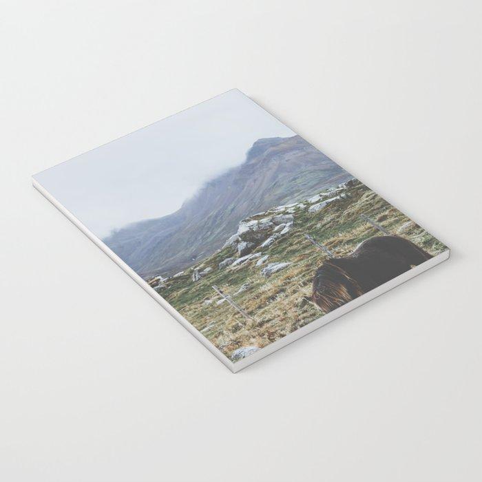 Iceland X Notebook