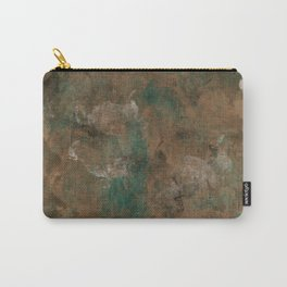 Patina Copper Carry-All Pouch