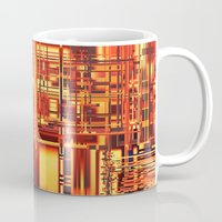 persona Mugs featuring PERSONA by Helyx Helyx