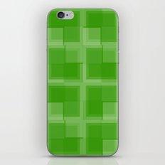 menta v.2 iPhone & iPod Skin