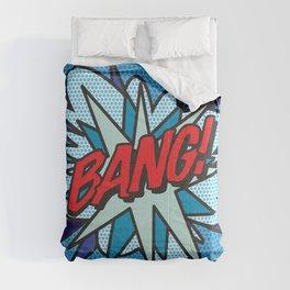 BANG Comic Book Pop Art Cool Fun Graphic Comforters