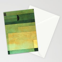 """Paul Klee """"The Firmament Above the Temple 1922"""" Stationery Cards"""