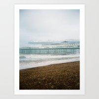 I.heart.Brighton #003 Art Print