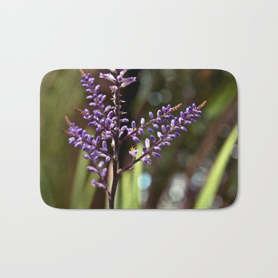 Botanical Dream of Spring Bath Mat