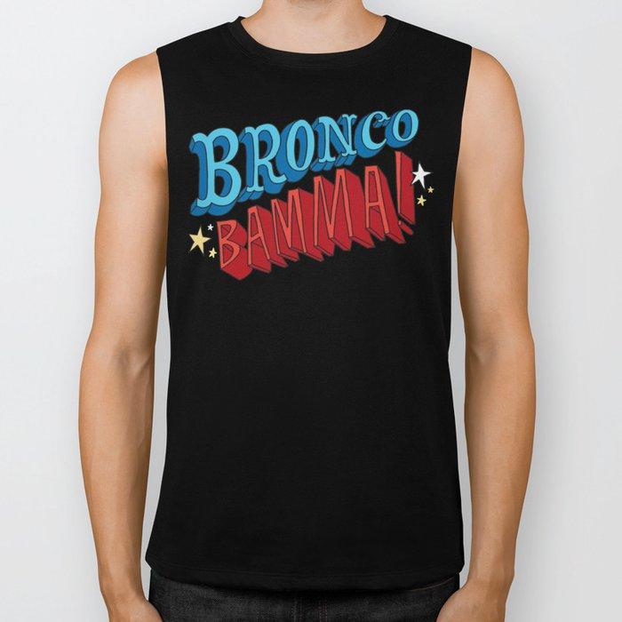 Bronco Bamma! Biker Tank