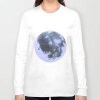titan Long Sleeve T-shirts featuring Titan #3 by Tobias Bowman