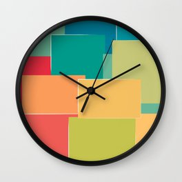 Think outside the box Wall Clock
