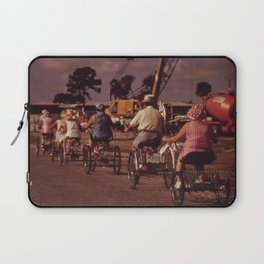 Tricycle Club Laptop Sleeve