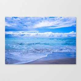 Sunrise Canvas Print