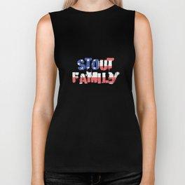 Stout Family Biker Tank