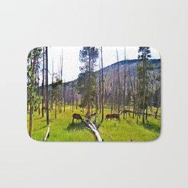 Yellowstone Bath Mat