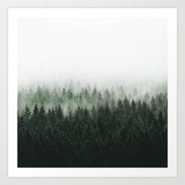 High And Low Kunstdrucke
