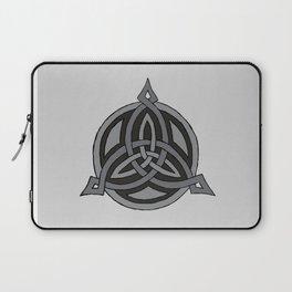 Triskele Points - Dark Laptop Sleeve