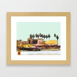 Saint-Louis-01 Framed Art Print