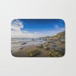 Watergate Bay Stones to Horizon  Bath Mat