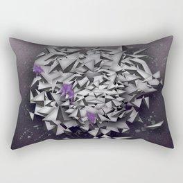 Alexandrites Rectangular Pillow