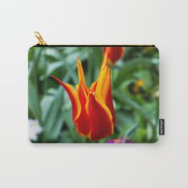 Love Wall Flower Carry-All Pouch