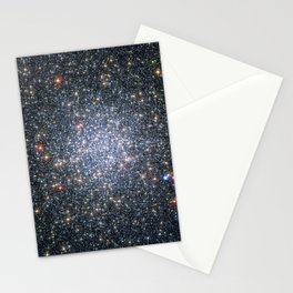 Globular cluster 47 Tucanae,  NGC 104  in the constellation Tucana Stationery Cards