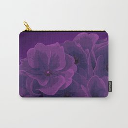 Wildflower Primroses Carry-All Pouch