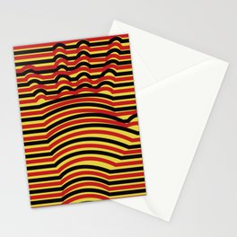 3D hand Stationery Cards