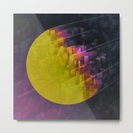 TRAPPIST Connection III Metal Print