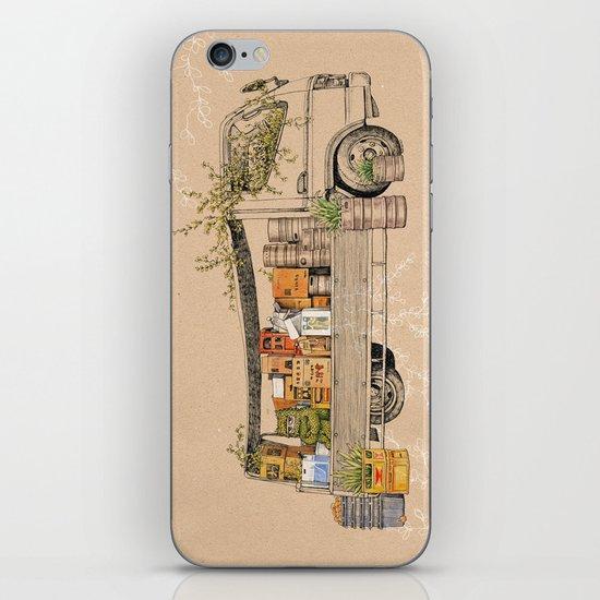 Green Invasion iPhone & iPod Skin