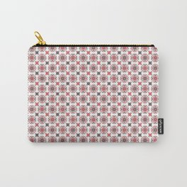 Seamless pattern design inspired by Romanian traditional embroidery Carry-All Pouch