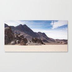 Death Valley Canvas Print