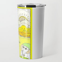 Lemon paradise Travel Mug