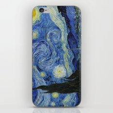 Starry Night by Vincent van Gogh iPhone & iPod Skin
