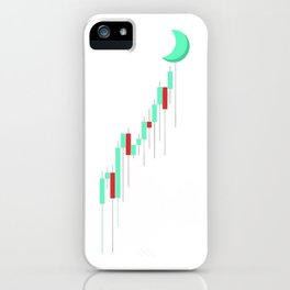 Candle to the MOON iPhone Case