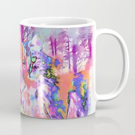 Let It All Go. See What Stays. Coffee Mug