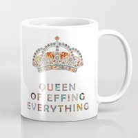 motivation Mugs featuring her daily motivation by Bianca Green